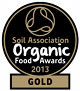 Soil Association Gold